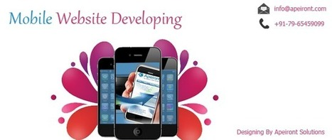Mobile Tech News: Is It Useful To Try Mobile Websites?   Apeiront   Scoop.it