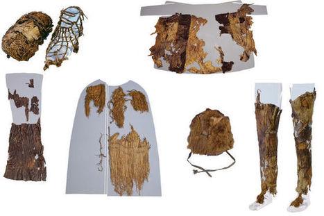 Ötzi the Iceman's Clothing Analyzed - Archaeology Magazine   Archaeo   Scoop.it