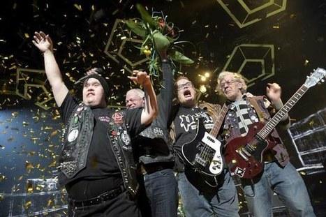 Rockeros con diversabilidad representarán a Finlandia   Diversifíjate   Scoop.it