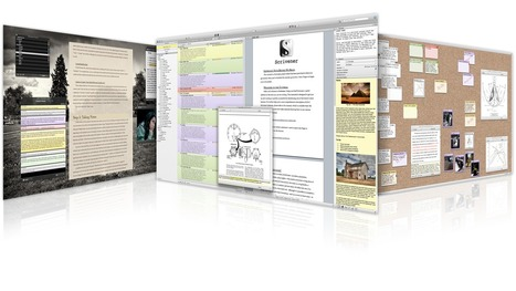 Learn Scrivener Fast | Digital Storytelling Tools, Apps and Ideas | Scoop.it