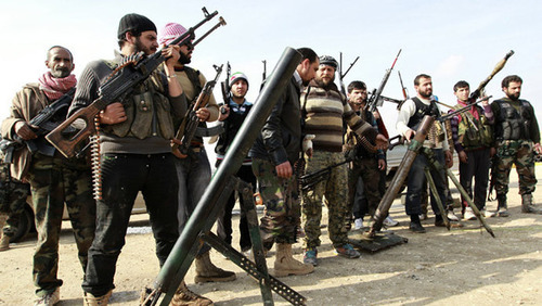1,000 Syrian rebels switch from Islamic Front to ISIL - World Bulletin