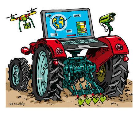 Comment sont formés les agriculteurs de demain | Économie de proximité | Scoop.it