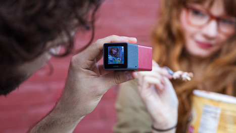 How Do You Market A Breakthrough Camera Like The Lytro? Very, Very Cleverly | Tracking Transmedia | Scoop.it