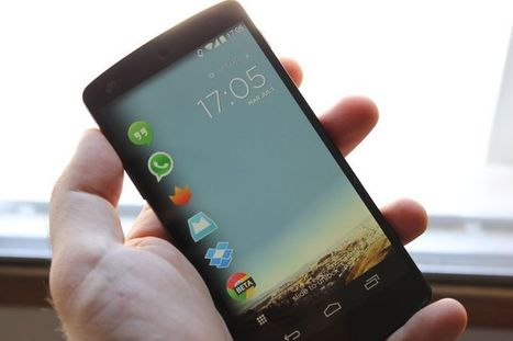 6 apps imprescindibles para la pantalla de bloqueo de tu Android | MLKtoSCL | Scoop.it