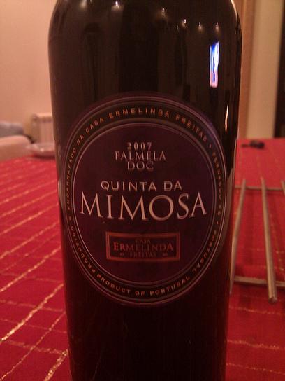 #vinhoDaNoite Quinta da Mimosa 2007   Flickr - Photo Sharing!   #vinhodanoite   Scoop.it