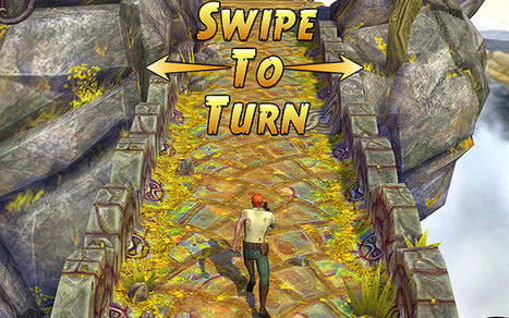Harry Potter producer 'to turn Temple Run into film' - Telegraph | Creative Science | Scoop.it
