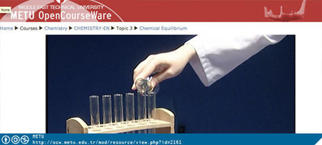Open CourseWare Consortium | E-Learning Suggestions, Ideas, and Tips | Scoop.it