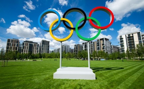Olympic Village London Games: A Look Inside | Impressions | Scoop.it