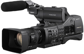 Notes On Video: New Camcorder: Sony NEX-EA50 #HDSLRscoop | HDSLR | Scoop.it