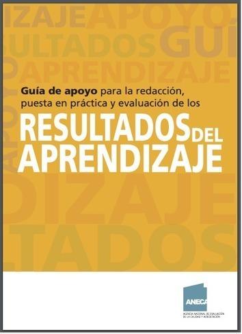 GUÍA DE APOYO: Resultados del Aprendizaje | Aprendiendo a Distancia | Scoop.it