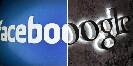 Google et Facebook dominent sans partage - L'essentiel | Facebook Marketing | Scoop.it