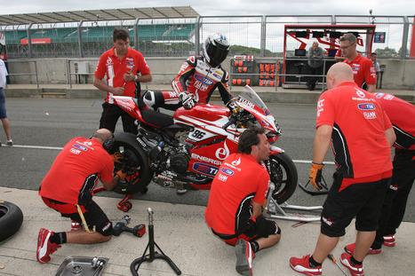 Silverstone SBK 2013 | Friday Photo Gallery | Ductalk Ducati News | Scoop.it