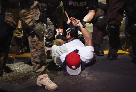 Federal Judge Finds Policing of Ferguson Protests Was Unconstitutional | enjoy yourself | Scoop.it