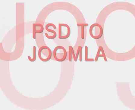 PSD to joomla  most coveted commercial conversion   PSD helpline   Scoop.it