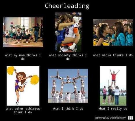 Cheerleading | tanssi | Scoop.it