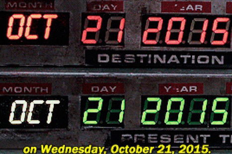 5 PR lessons from 'Back to the Future' | B2B Marketing and PR | Scoop.it