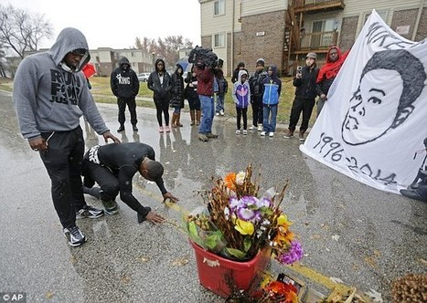 Lawyer for Michael Brown's family slams grand jury process as unfair just hours before the anticipated result amid fears of violent reactions to the decision | Littlebytesnews Current Events | Scoop.it