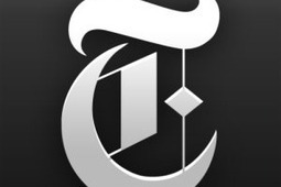 NYT Releases Amazon Kindle App, It's Free All Month - AppNewser | Digi Pub | Scoop.it