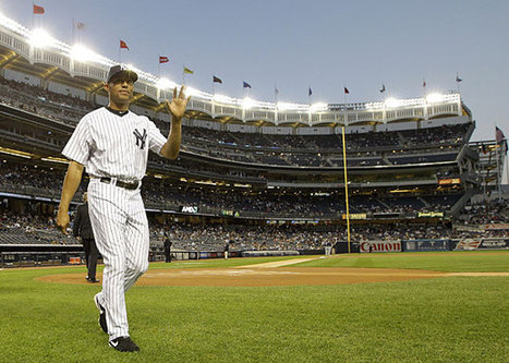 Mariano Rivera's top nine moments at Yankee Stadium | Mariano Rivera | Scoop.it