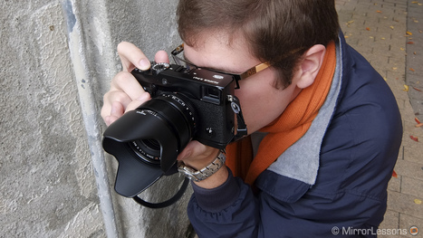 The Fujinon XF 23mm f/1.4: Hands-on & Comparison with the X100s   Fuji X Series   Scoop.it