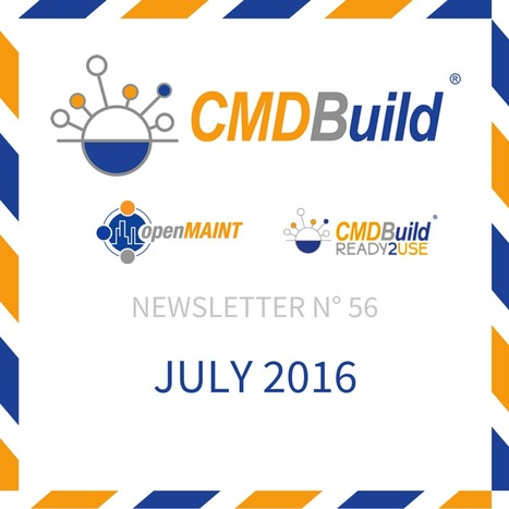 CMDBuild | CMDBuild Newsletter n. 56 | CMDBuild | Scoop.it