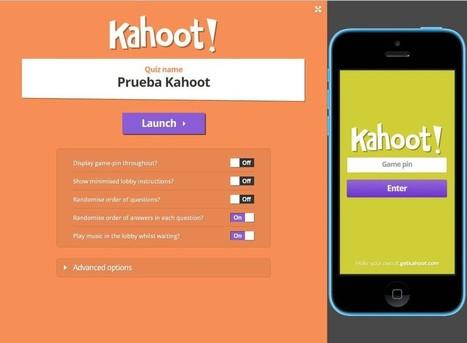Kahoot, la herramienta para gamificar tus presentaciones | Presentable.es - Presentaciones eficaces, Presentaciones creativas | Educacion, ecologia y TIC | Scoop.it