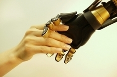 Artificial Skin Sends Touching Signals to Nerve Cells | Science&Nature | Scoop.it