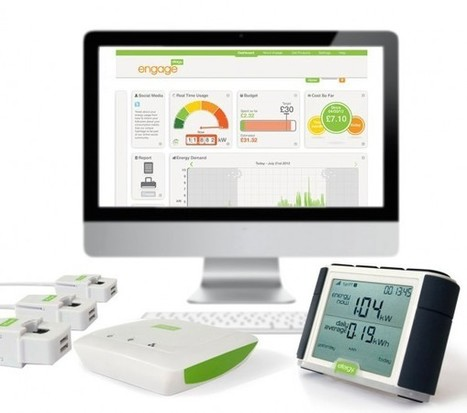 Efergy's Energy Meters, Empowering User To Judiciously Mange Their Energy Consumption | Energy Monitors | Scoop.it
