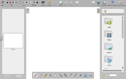 Open Sankoré, el programari lliure per a  PDI | PDI i tablets a l'aula | Scoop.it