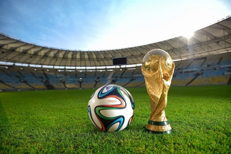 Brazil World Cup: Twitter Accounts to Follow   Social Media Today   Digital-News on Scoop.it today   Scoop.it