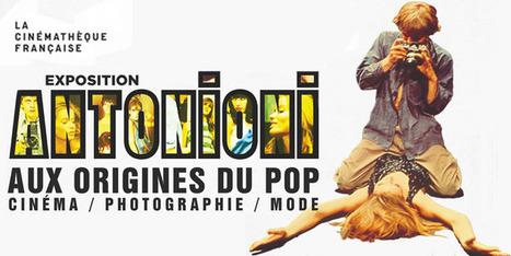 Exposition Michelangelo Antonioni - la Cinémathèque française   Actu Cinéma   Scoop.it