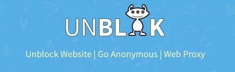 Unblk - Le proxy web des familles | Time to Learn | Scoop.it