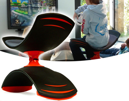 Gamerox gamer chair keeps you on your toes, so to speak | The Ultimate Guide to Gaming Chair (Australia) | Scoop.it