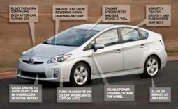 Can Your Car Be Hacked?   Cars   Scoop.it