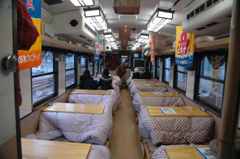 Japan's Luxurious, Unusual Trains | What makes Japan unique | Scoop.it