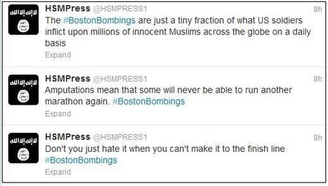 Possible Al-Shabab Link to Boston Terrorist Attack--See Tweets praising #Bostonbombings | War Against Islam | Scoop.it