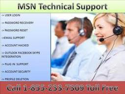 1-855-233-7309 MSN Technical Support By World Class Experts | Outlook Password Recovery | Scoop.it