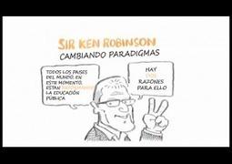 3. ALGUNAS VOCES OPINAN: Paradigma del sistema educativo. Vídeo de Sir Ken Robison   CLASE INVERTIDA. Flipped classroom   Scoop.it