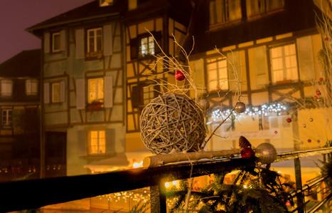Les marchés de Noël les plus charmants de France   Colmar et ses manifestations   Scoop.it