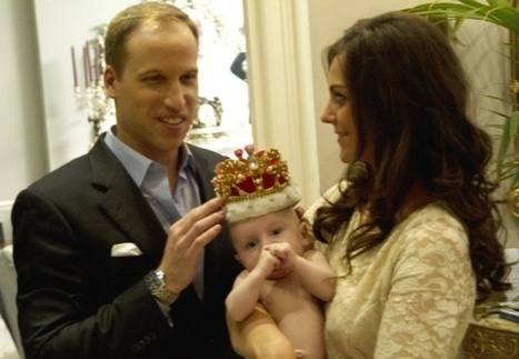 Royal life with little Prince George | Cultural Trendz | Scoop.it
