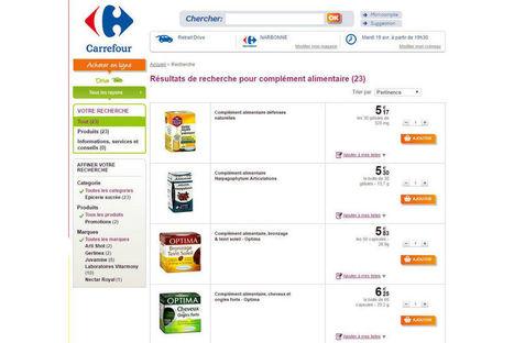 Carrefour élargit son offre drive à la parapharmacie   News.enseignes   Scoop.it