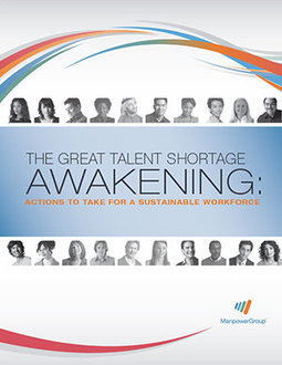 ManpowerGroup   Talent Shortage 2013   Career Management   Scoop.it