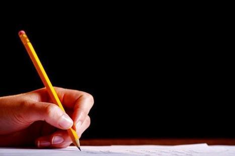 Πώς μαθαίνουμε πιο εύκολα; Γράφοντας στο χέρι ή σε υπολογιστή ; | omnia mea mecum fero | Scoop.it