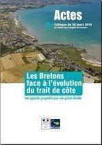 """Actes du colloque """"Les bretons face à l'évolution du trait de côte"""" du 26 mars 2013 à Lorient - DREAL Bretagne   classement interne brest   Scoop.it"""