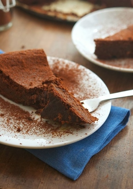 The Iron You - A healthy living blog with tasty recipes: (Paleo) Flourless Chocolate Cake | tanssi | Scoop.it