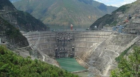 China tipped to top up dried-up Mekong | Water issues in China | Scoop.it