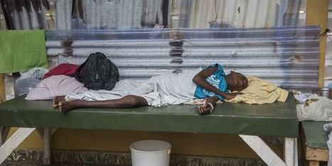 L'ONU face au «scandale» du choléra en Haïti en 2010 | YetiYetu | Scoop.it