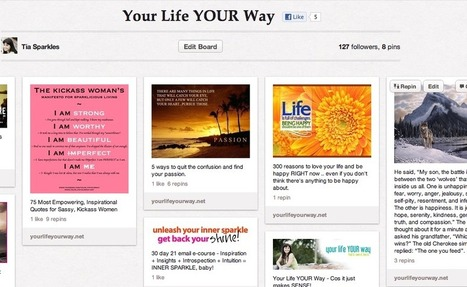 50 Top tips and best ways to use Pinterest for Business | Pinterest | Scoop.it
