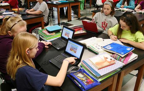 Italie : le tout-numérique scolaire lancé en 2014 | Livre & Numérique | Scoop.it