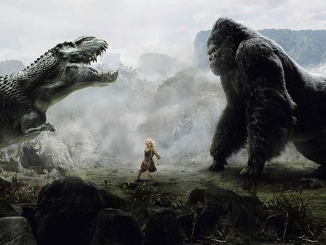 King Kong Movie 'Skull Island' Set for 2016 - Variety | Machinimania | Scoop.it